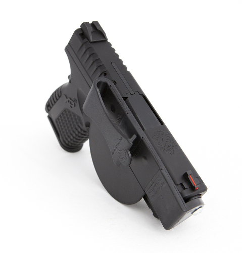 """9mm Autos with 3"""" Barrels Versacarry Inside the Pant Ambidextrous Holster"""