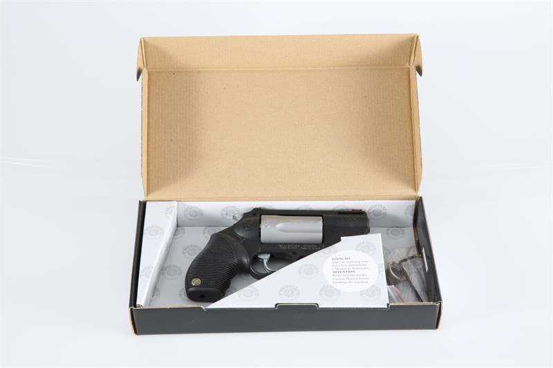 Taurus 2441029TCPLY Judge Tracker Public Defender 410/45LC