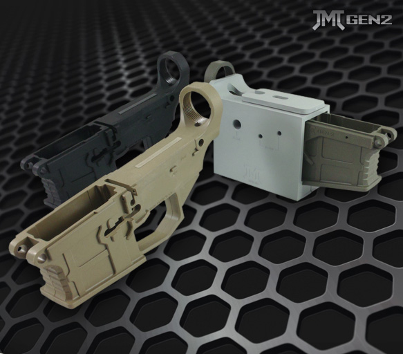 James Madison Tactical GEN2 Polymer 80% AR15 Lower Receiver